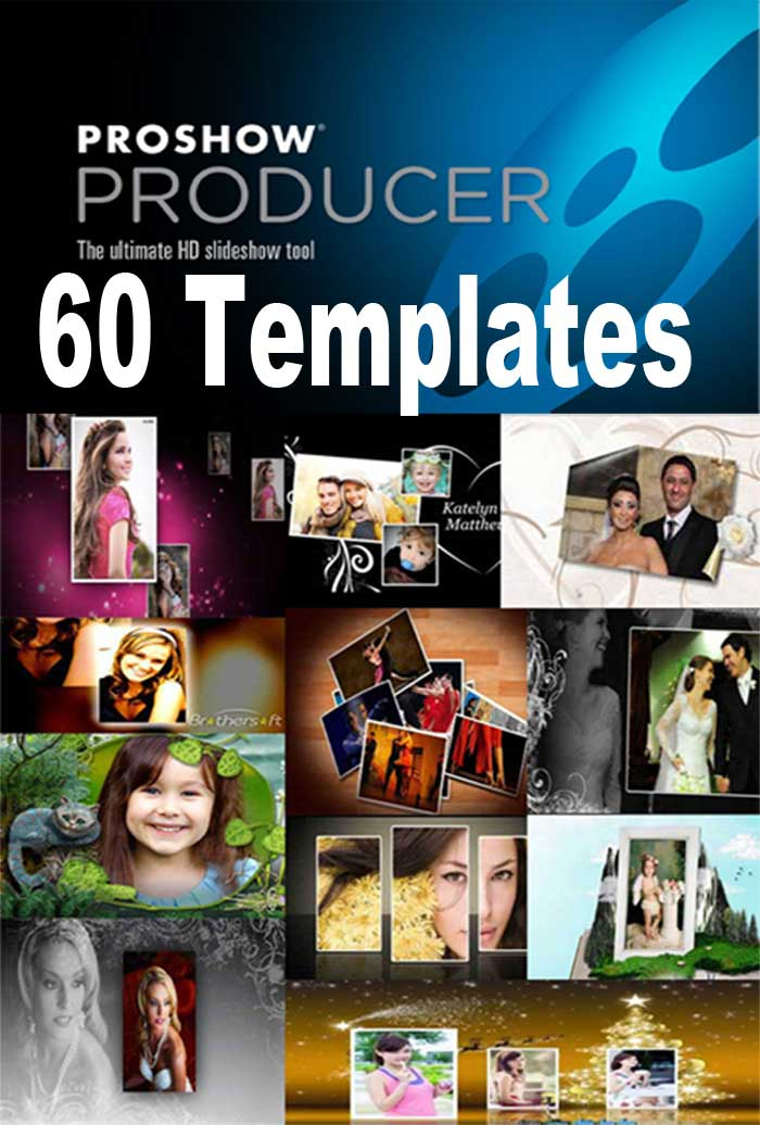 proshow producer templates